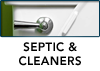 Septic & Cleaners