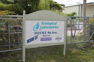 Ecological Laboratories in Cape Coral Florida