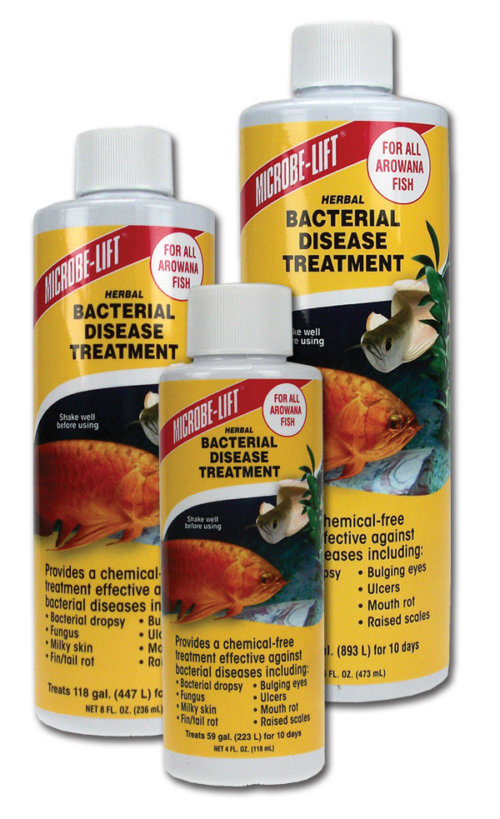 Specialty Fish Care Products Microbe Lift